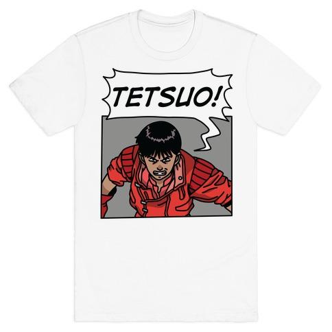Kaneda Screaming Tetsuo (1 OF 2 PAIR) T-Shirt