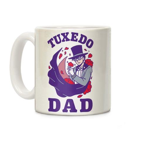 Tuxedo Dad Coffee Mug