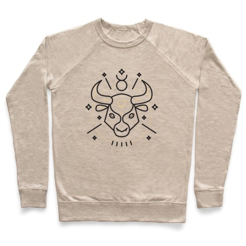 Astrology Taurus Bull Pullover