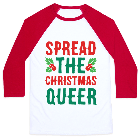 Spread The Christmas Queer
