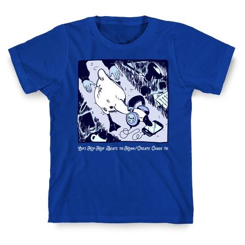 Lofi Hip Hop Goose T-Shirt