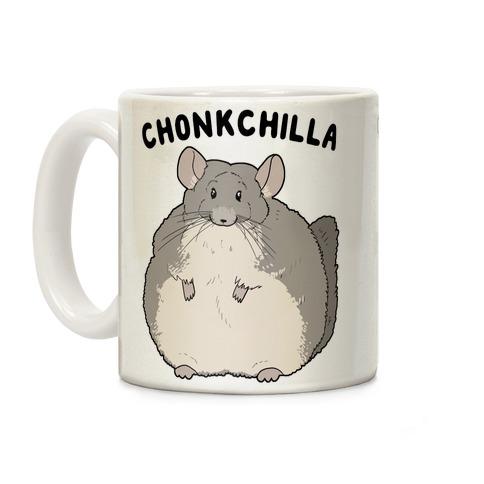 Chonkchilla Coffee Mug