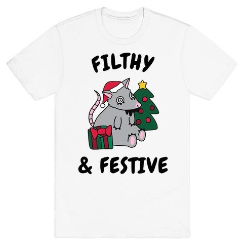 Filthy & Festive T-Shirt