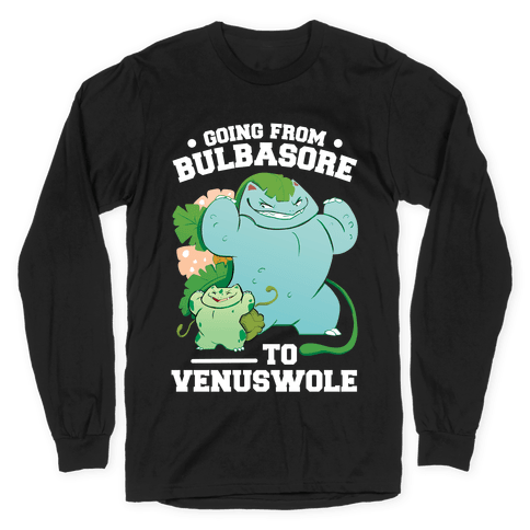 Venuswole Long Sleeve T-Shirt