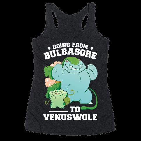 Venuswole Racerback Tank Top