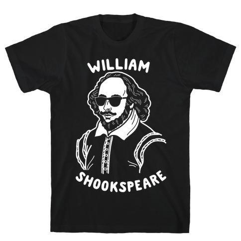 William Shookspeare T-Shirt