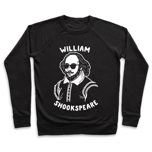 William Shookspeare Pullover