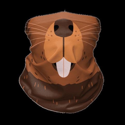 Beaver Mouth Neck Gaiter