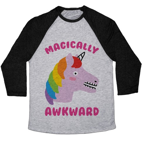 Magically Awkward Baseball Tee