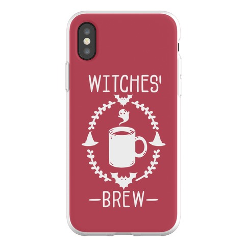 Witches' Brew Coffee Phone Flexi-Case
