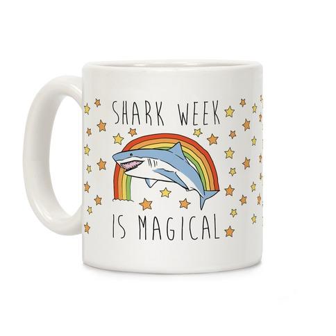 Shark Week Is Magical Coffee Mug