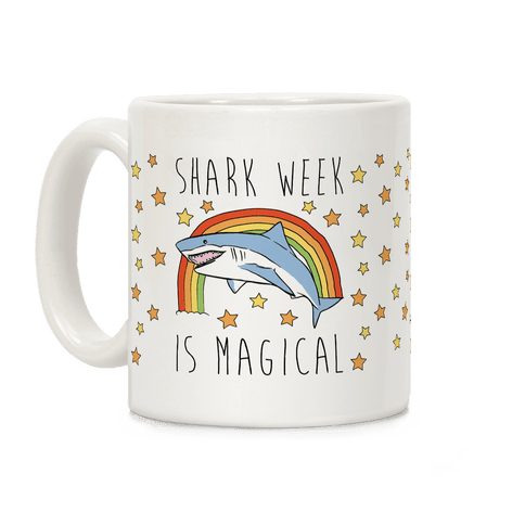 Shark Week Is Magical Coffee Mug