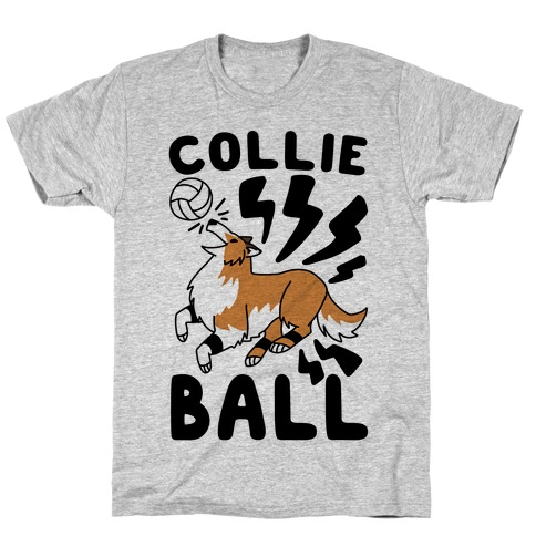 Collie Ball T-Shirt