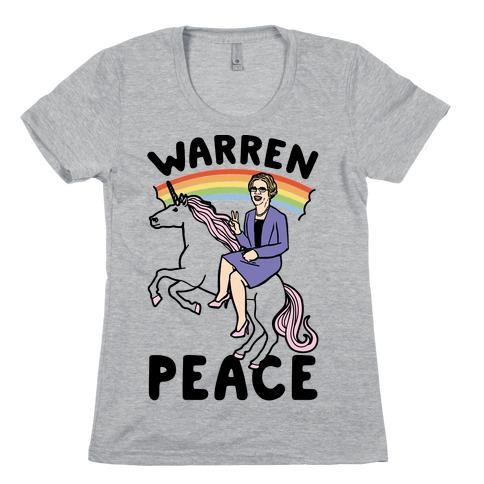 Warren Peace Womens T-Shirt