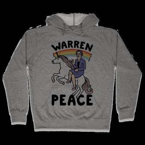 Warren Peace Hooded Sweatshirt