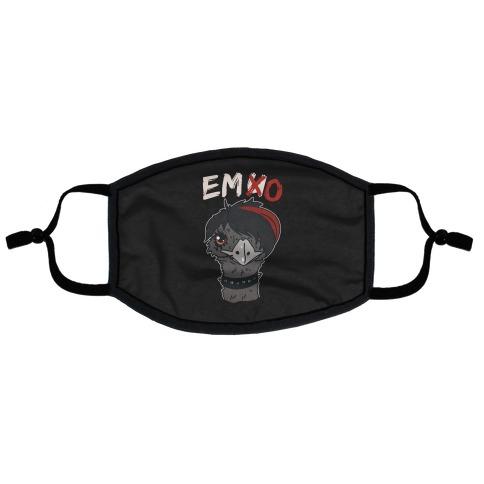 Emo X Emu Flat Face Mask