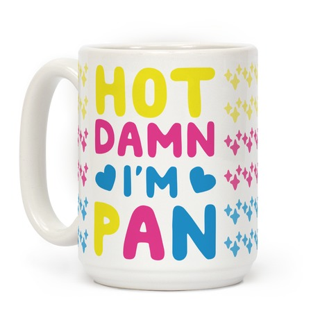 Hot Damn, I'm Pan Coffee Mug
