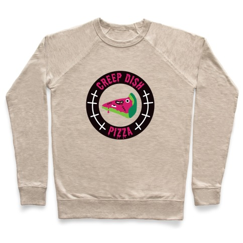 Creep Dish Pizza Pullover