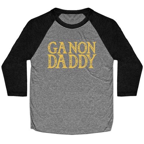 Gannon Daddy Baseball Tee