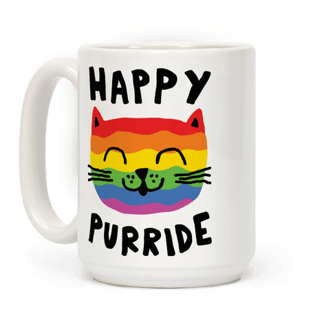 Happy Purride Coffee Mug