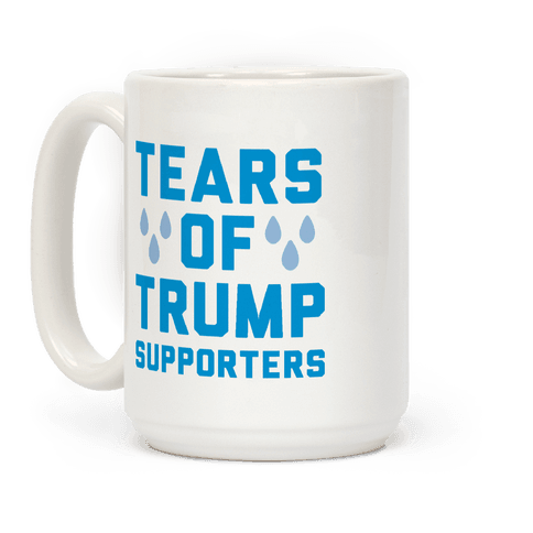 Tears Of Trump Supporters