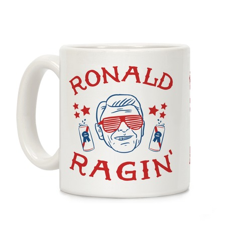 Ragin' Reagan Coffee Mug