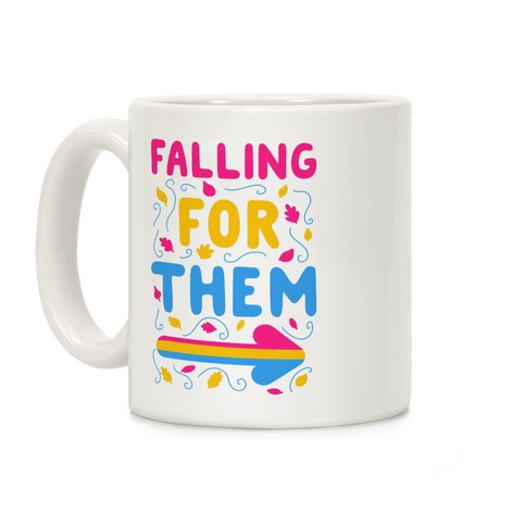 Falling for Them Coffee Mug