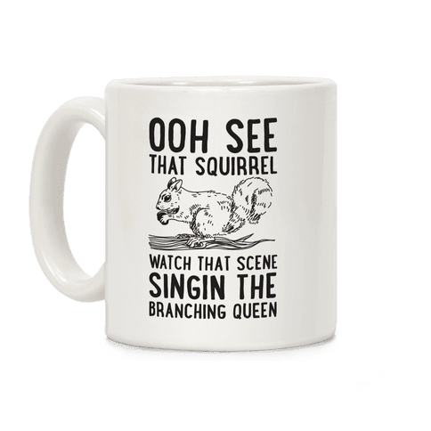 Branching Queen Coffee Mug