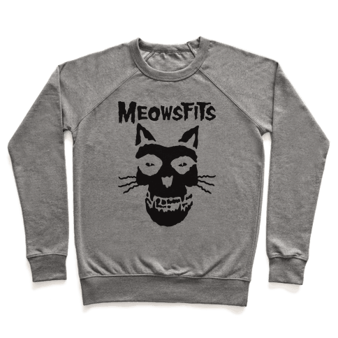 Meowsfits Pullover