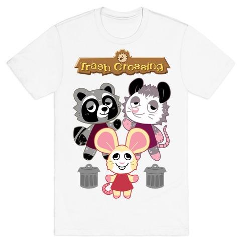 Trash Crossing T-Shirt