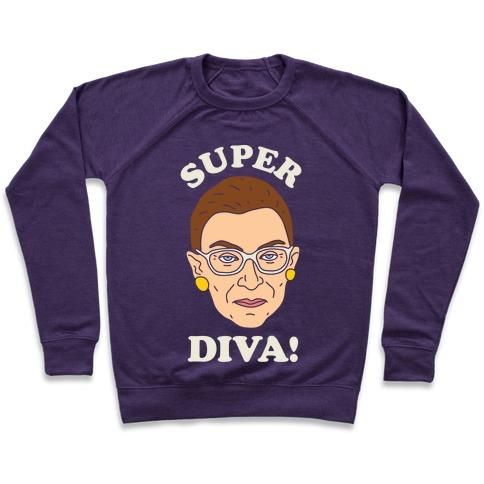 Super Diva RBG Pullover