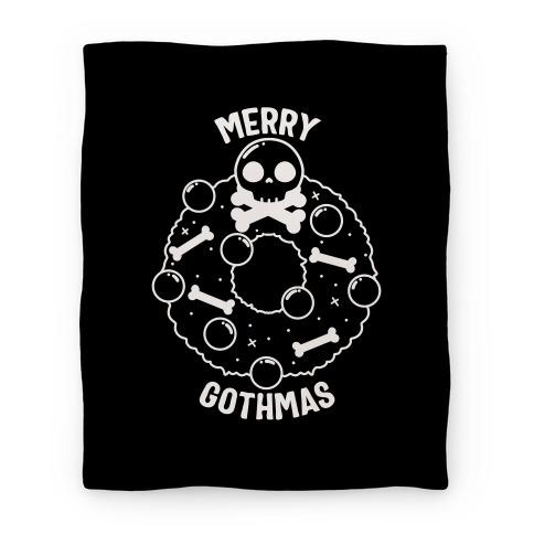 Merry Gothmas Blanket