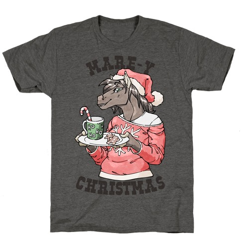 Mare-y Christmas T-Shirt