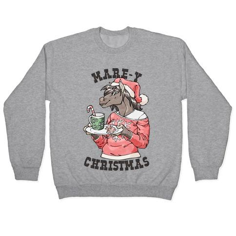 Mare-y Christmas Pullover