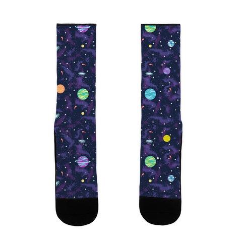 90s Pattern Sock