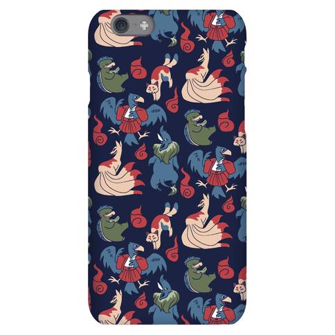 Yokai Guys Pattern  Phone Case