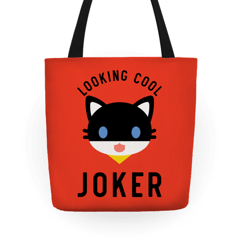 Looking Cool Joker Tote