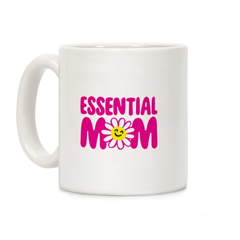 Essential Mom Coffee Mug