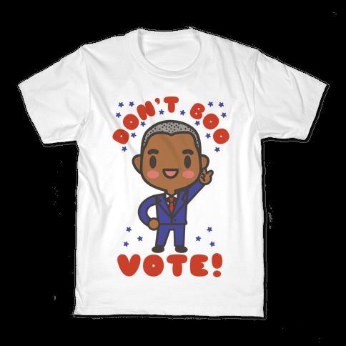 Chibi Obama Kids T-Shirt
