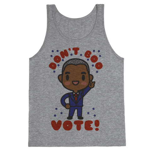 Chibi Obama Tank Top