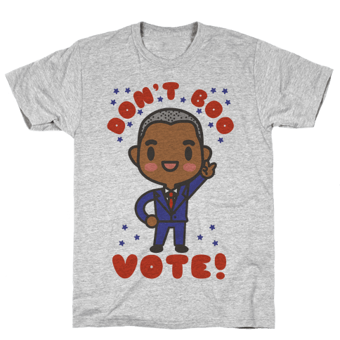 Chibi Obama Mens T-Shirt