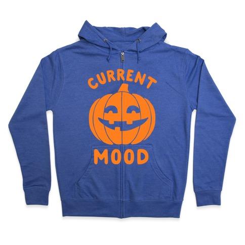 Current Mood: Halloween Zip Hoodie