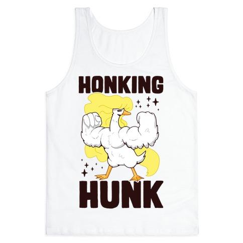 Honking Hunk Tank Top