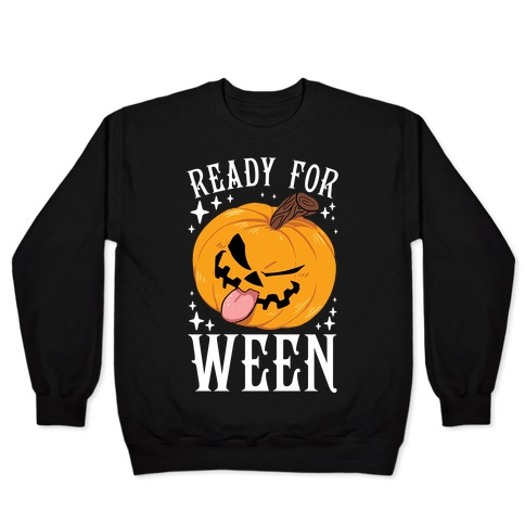 Ready For Ween Pullover