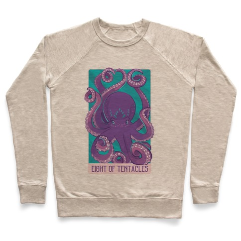 Eight of Tentacles  Pullover
