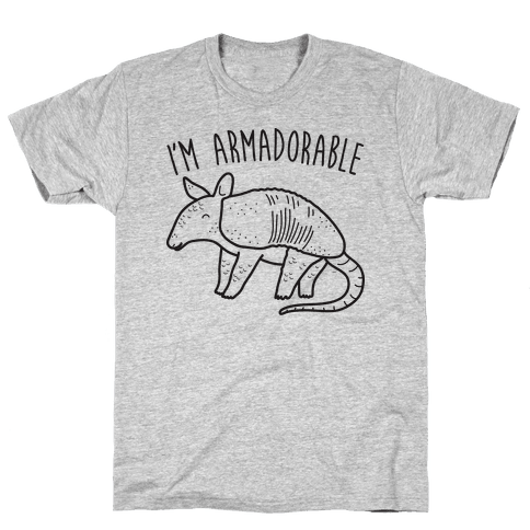 I'm Armadorable Mens T-Shirt