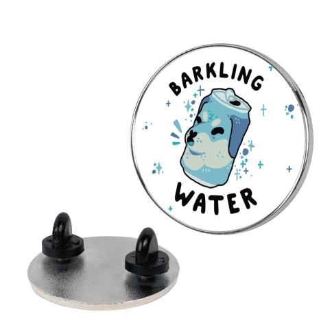 Barkling Water Pin