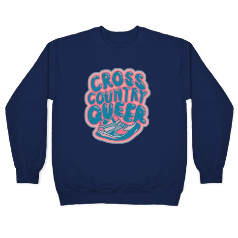 Cross Country Queer Pullover
