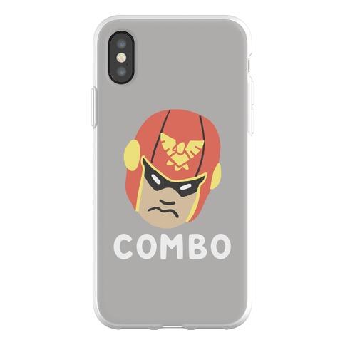 Wombo Combo - Captain Falcon (1 of 2 Set) Phone Flexi-Case