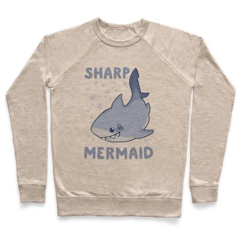 Sharp Mermaid Pullover